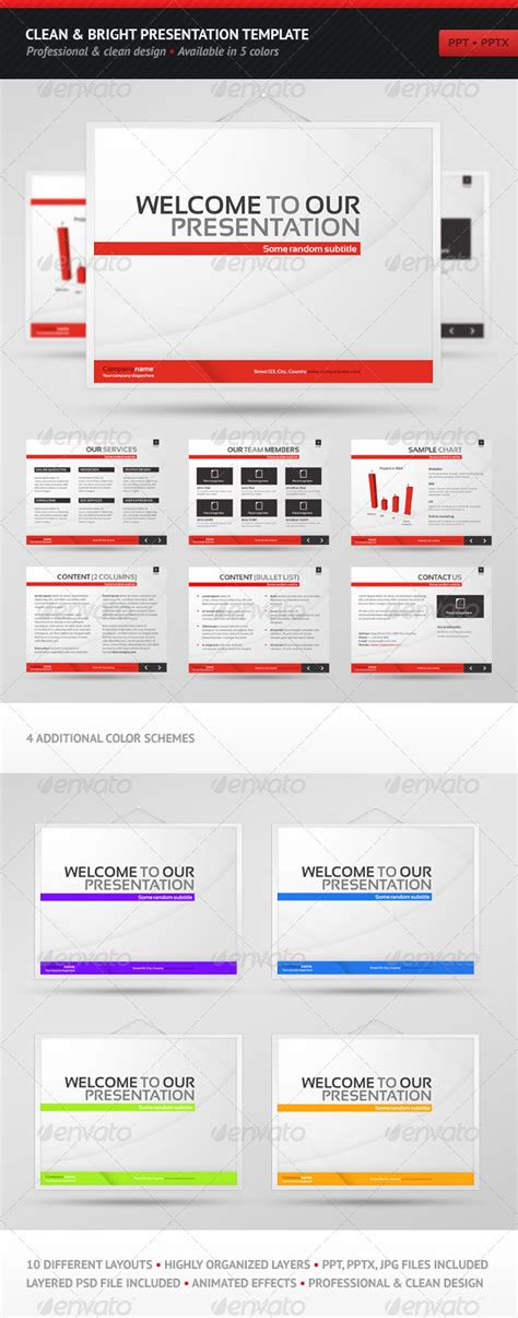 30 Most Beautiful Powerpoint Templates And Designs Most Professional Powerpoint Template
