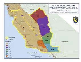 california condor map california condor range labrador