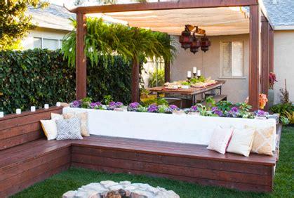 backyard makeover ideas easy landscape design plans