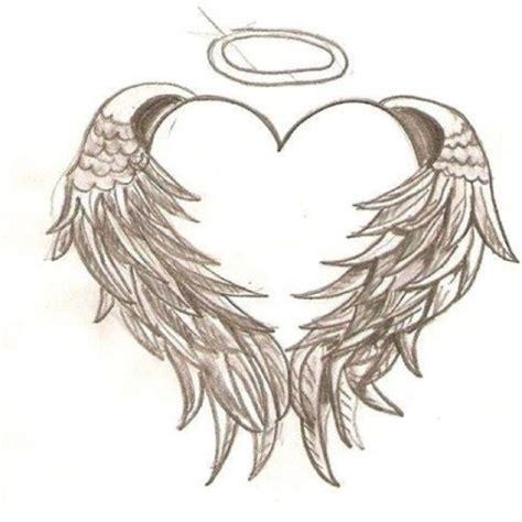 heart wings tattoo 20 wings tattoos tattoofanblog