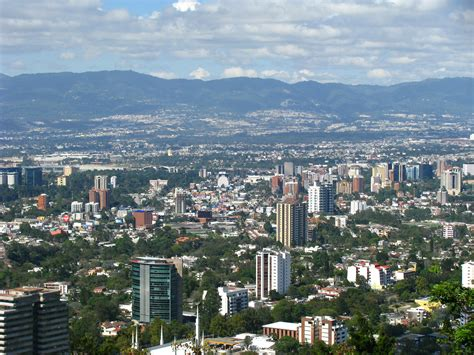 gua de ciudades 8467583592 guatemala la tercera ciudad de ca que ofrece mejor calidad de vida soy502