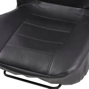 Car Seat Cover Black Leather Prosyn Black Leather Auto Seat Covers For Chevrolet Cruze