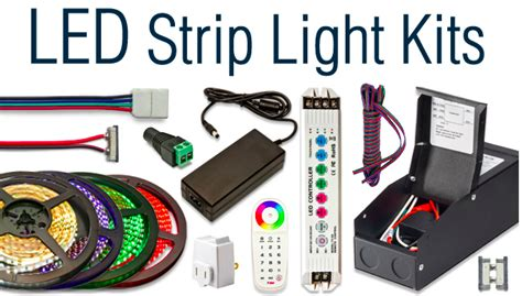 how to install led light strips how to install led lights counter