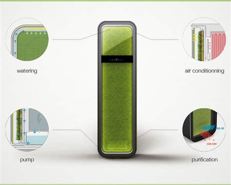 cool green products a green air conditioner