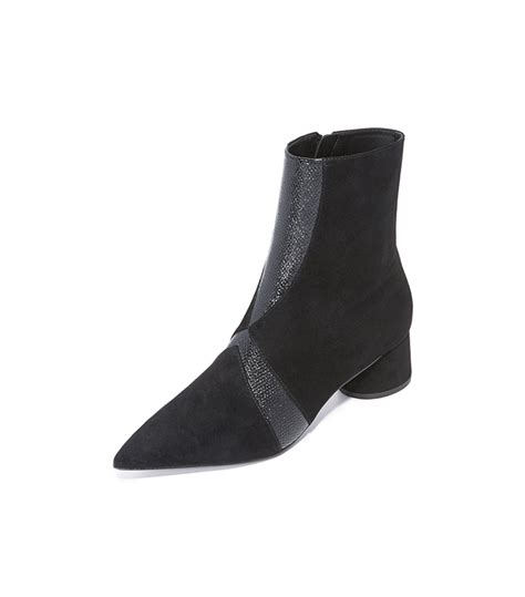 Most Comfortable Ankle Boots For by The Ankle Boot Style That S More Comfortable Than The Rest