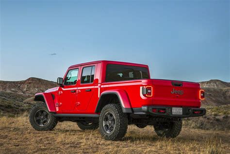 2019 Jeep Truck News by This Is The All New Jeep Gladiator Truck Gear Patrol