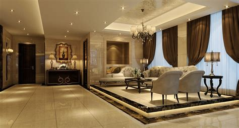 interior lighting design ideas 3d view
