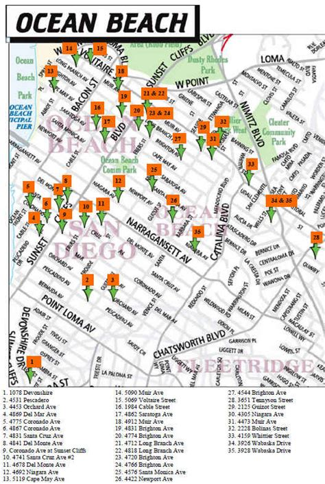 Garage Sales Map Community Garage Sale 35 Homes Participating