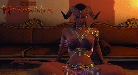 how to chat like a pro in neverwinter for xbox one tiefling kyraa 01 neverwinter online by jace lethecus on
