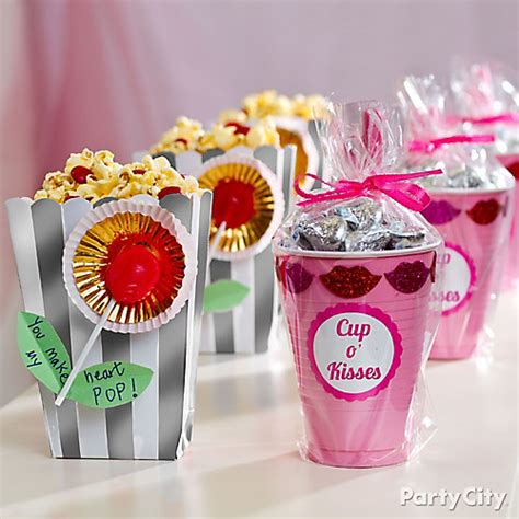 valentines favors diy valentines day treat favors idea valentines day