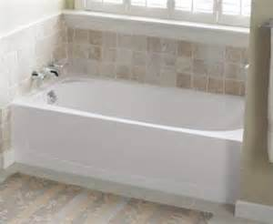 sterling bathtub reviews sterling vikrell left tub white performa