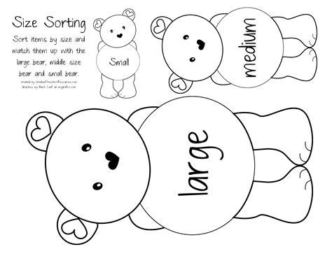 bear pattern for kindergarten letter t teddy bear day teddy bear bears and math