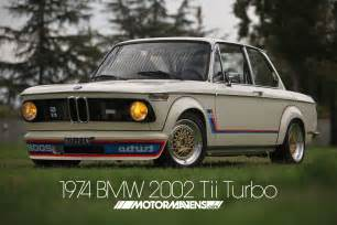 Bmw 2002 Tii 1974 Bmw 2002 Tii Turbo With Bbs Wheels At Classic