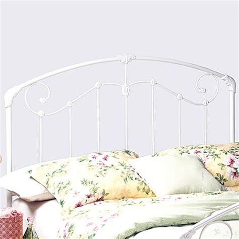 bed bath beyond headboard hillsdale maddie headboard with rails bed bath beyond