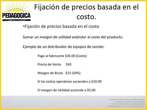 contabilizaci 243 n de los elementos del costo costo de el reemplacamiento en ecatepec estrategia de precio