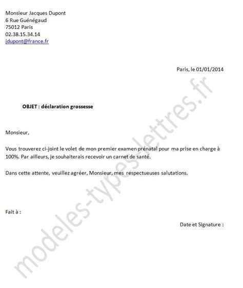 Modèles De Lettre Recommandée Letter Of Application Modele Lettre Reduction Temps De