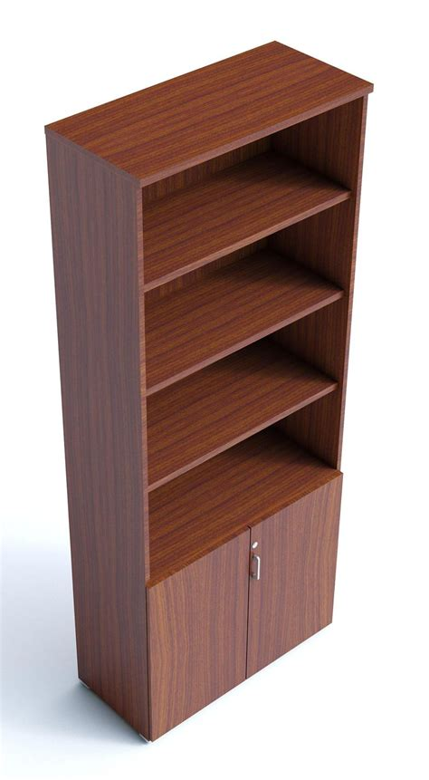 Bookcases With Doors Uk Armarios Combination Bookcase With Doors 1130mm High 2 Shelf Reality