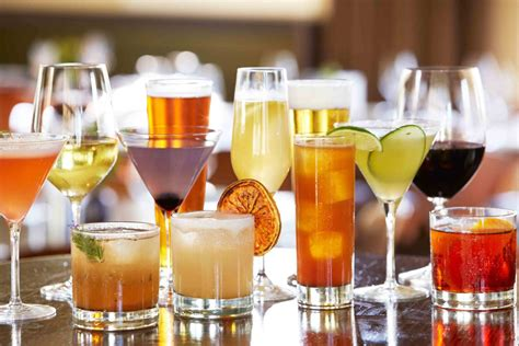 alcoholic drinks at a bar summer cocktail ideas forget wine the hip now pair