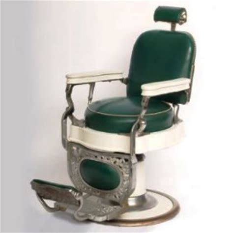 Theo A Kochs Barber Chair Value by Ask A Worthologist Question Koch Barber Chair Worthpoint