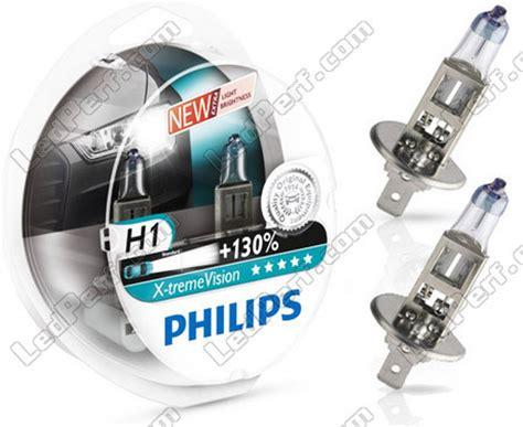Philips Xtreme Vision Plus H1 55w Lebih Terang 130 pack de 2 oules h1 philips x treme vision 130 px26d