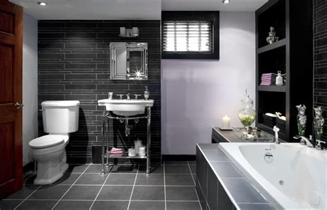 Black And Gray Bathroom Ideas | 11 grey bathroom ideas freshnist