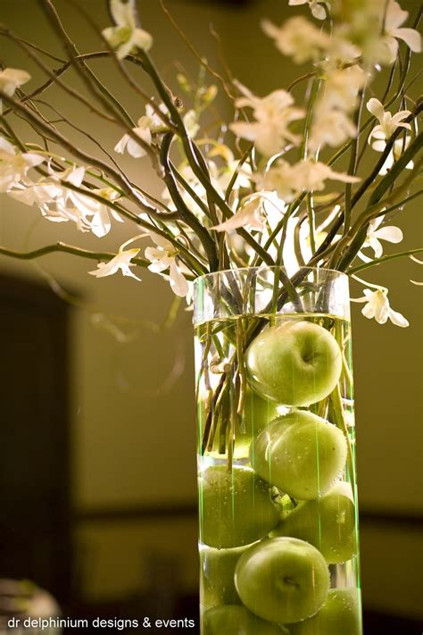 apple centerpieces apple inspiration for fall weddings events planning it all