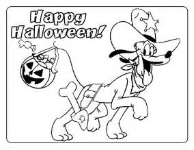 mickey mouse dog pluto free coloring pages