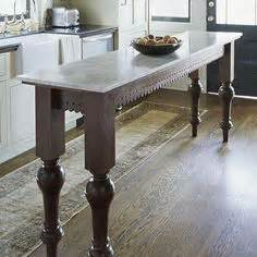 Tall kitchen table on pinterest square kitchen tables large kitchen