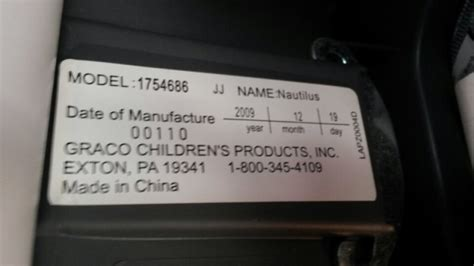 do graco car seats expire graco booster seat expiration brokeasshome