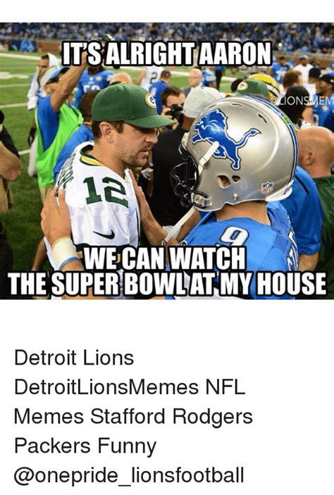 Lions Super Bowl Meme - funny detroit detroit lions memes and nfl memes of 2016