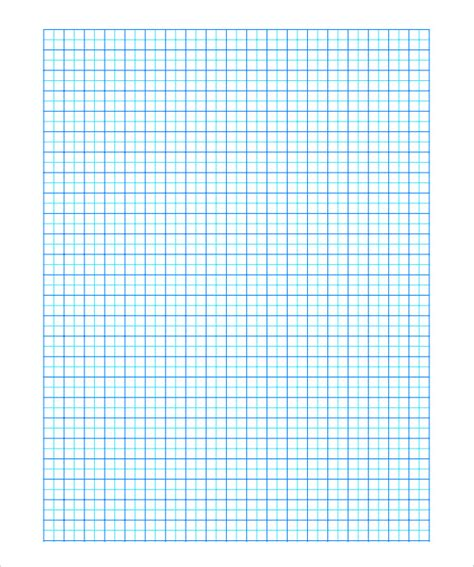 printable blue lined graph paper printable graph paper 10 squares per inch printable pages