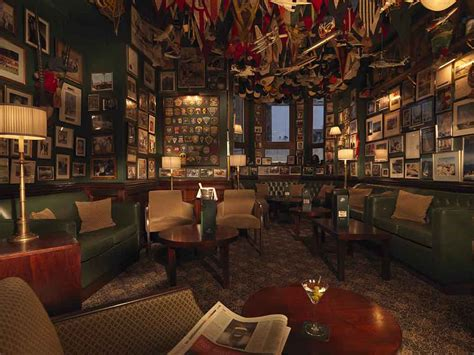 american bar escape to the stafford green park london discover