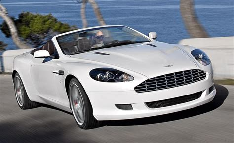aston martin db9 volante 2009 aston martin db9 volante photo
