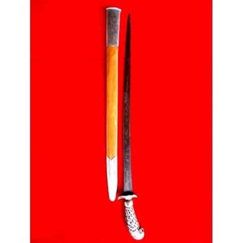 Mustika Pedang Api pedang sokayana perak kuno mistik center