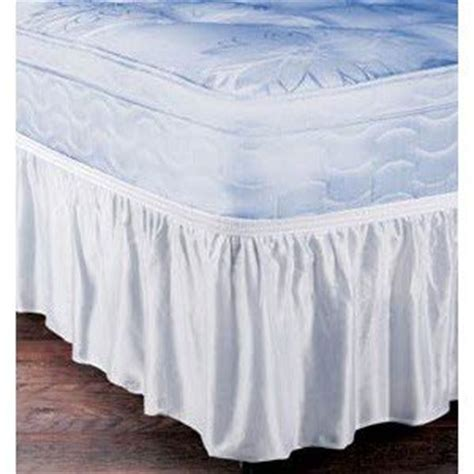 bed skirt amazon bed skirt fits up to queen size amazon co uk kitchen