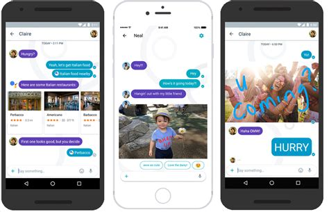assistant app for android s chat app allo should you switch everything you need to digital review