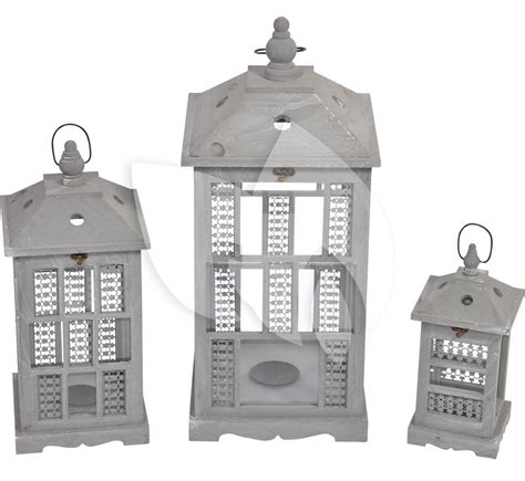 Set Biry express birdy set 3 lantaarns tuinexpress nl