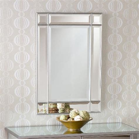 Frameless Wall Mirror Etched Frameless Wall Mirror For Frameless Bathroom Wall Mirrors