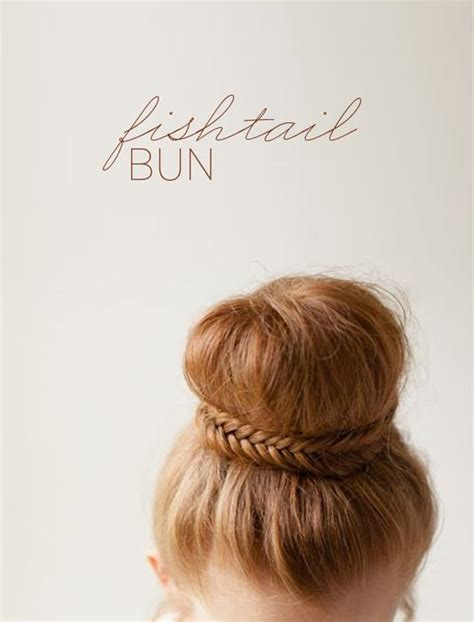 hairstyles using hair donut 20 chic bun hairstyles we love health hair donut and