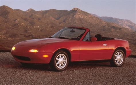 1990 mazda mx 5 miata information and photos zombiedrive