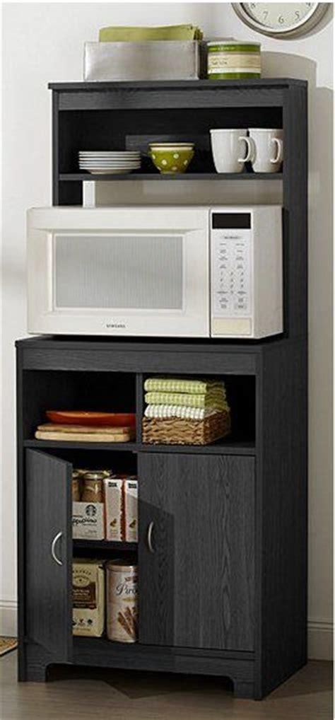 Kitchen Pantry Microwave Storage Microwave Stand Pantry Storage And Microwaves On