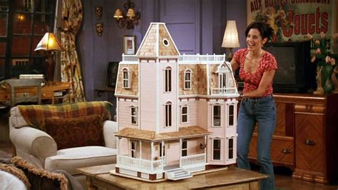 Friends The One With The Dollhouse 1997 Backdrops Stills The Movie Database