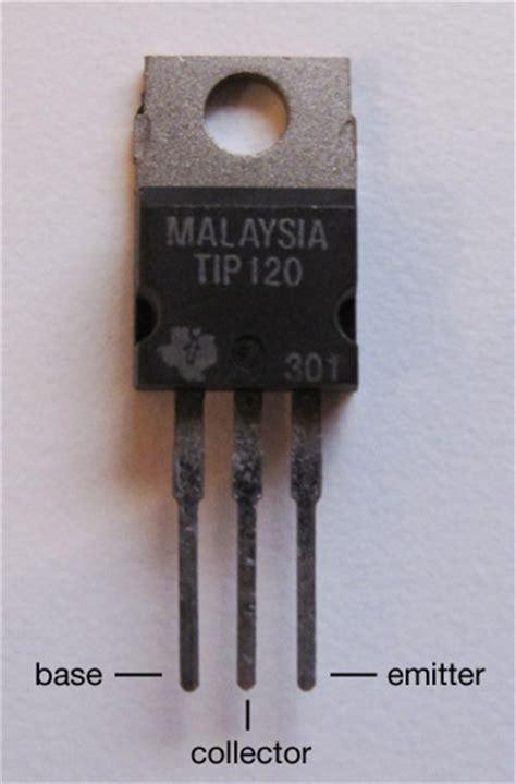 transistor darlington tip alimentando una tira de leds tutoriales arduino