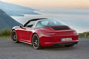 911 Gts Porsche Porsche 911 Targa 4 Gts Revealed