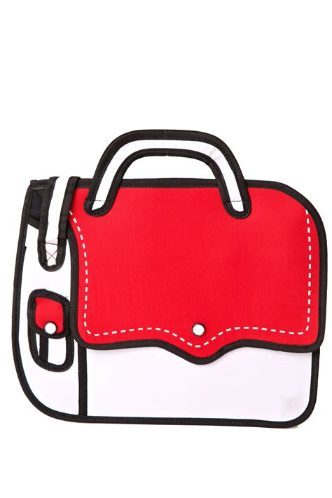 Which It Bag Are You 2 by 2d Bag Dashing Shoulder Bag