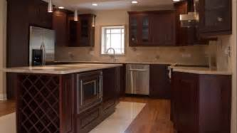 amazing Kitchen Paint Ideas With Maple Cabinets #2: 69-Cherry-Kitchen-Cabinets.jpg