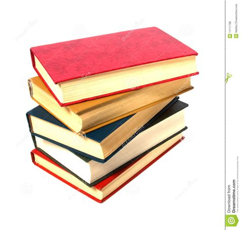 on the book stock photos book stack royalty free stock photos image 11717798