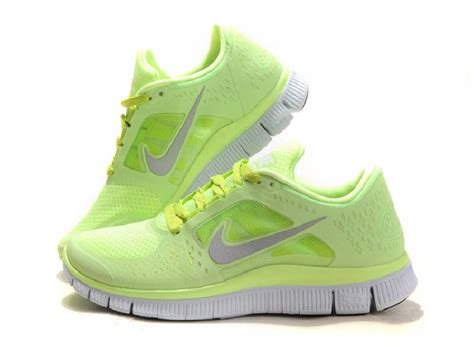 nike running shoes volt nike free run 3 s running shoes volt silver