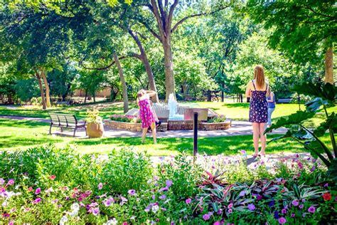 Botanical Gardens Grapevine Botanical Gardens At Heritage Park Gograpevine