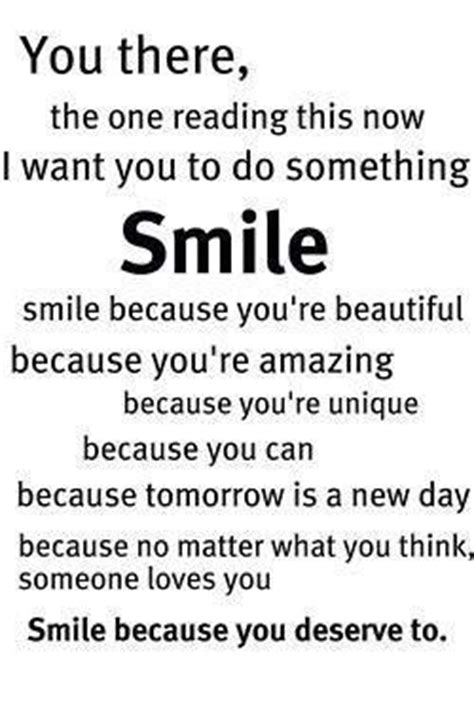 For A Smile Read The by Smile Quotes Image Quotes At Hippoquotes